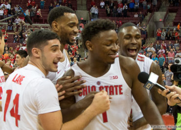 Men's Basketball Ohio State Basketball Buckeyes