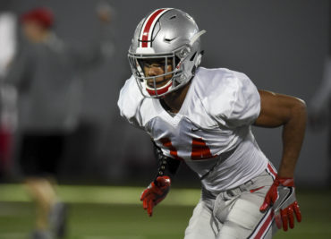 Isaiah Pryor Ohio State Football Buckeyes