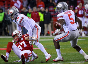 Isaiah Pryor, Baron Browning Ohio State Football Buckeyes