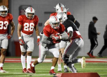 Master Teague, Antonio Williams Running Backs Ohio State Football Buckeyes