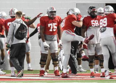 Ohio State Football Buckeyes Thayer Munford