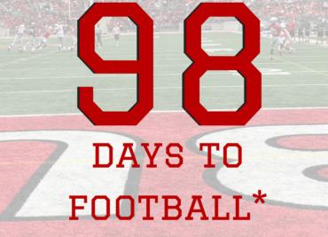 98 Days to Ohio State Football Buckeyes