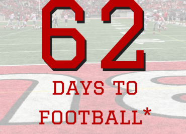 62 Days to Ohio State Football Buckeyes