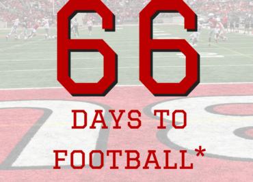 66 Days To Ohio State Football Buckeyes