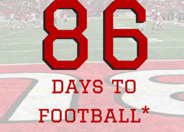 Ohio State Football Buckeyes 86 Days