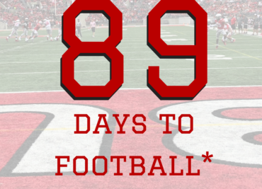 89 Days to Ohio State Football Buckeyes