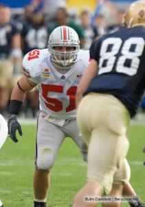 Ohio State linebacker Anthony Schlegel