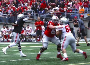 Gavin Cupp Ohio State Football Buckeyes