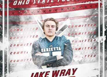 Jake Wray Ohio State Recruiting Buckeyes