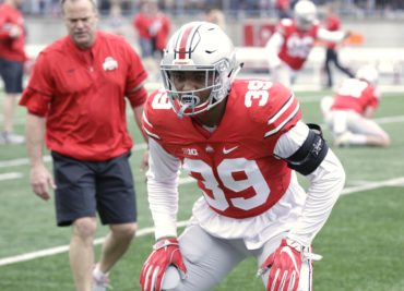 Malik Harrison Ohio State Football Buckeyes