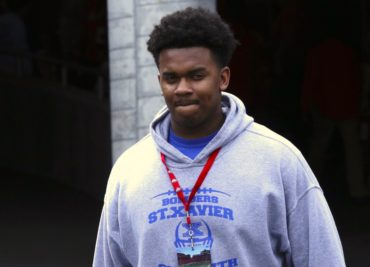 2020 OT Paris Johnson Ohio State Recruiting Buckeyes