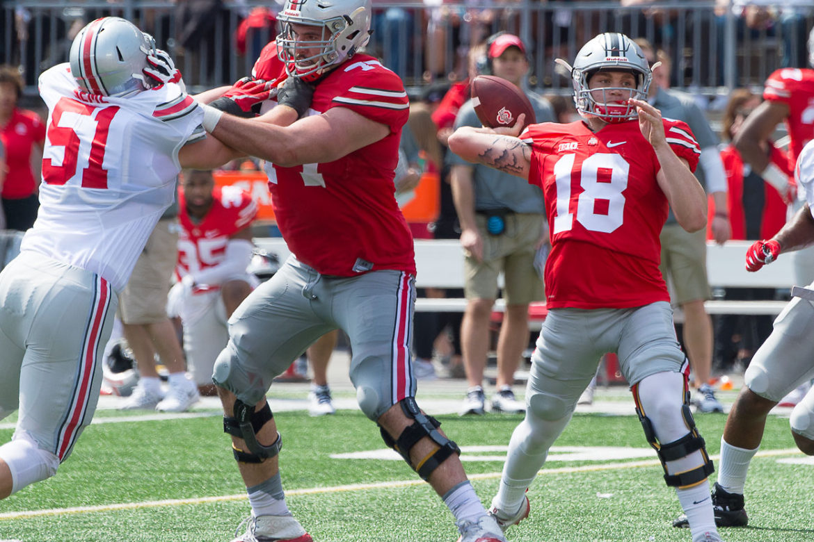 Ohio State Spring Game Date Time Tickets Tv Channel Radio