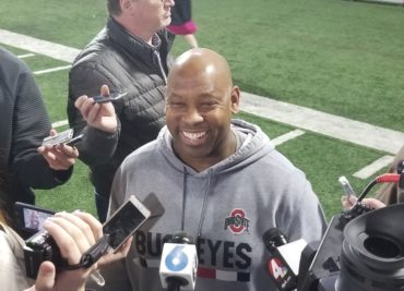 Taver Johnson Ohio State Football Buckeyes