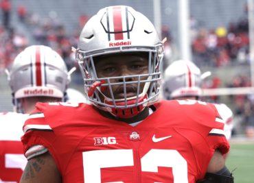 Ohio State OL Wyatt Davis Buckeyes