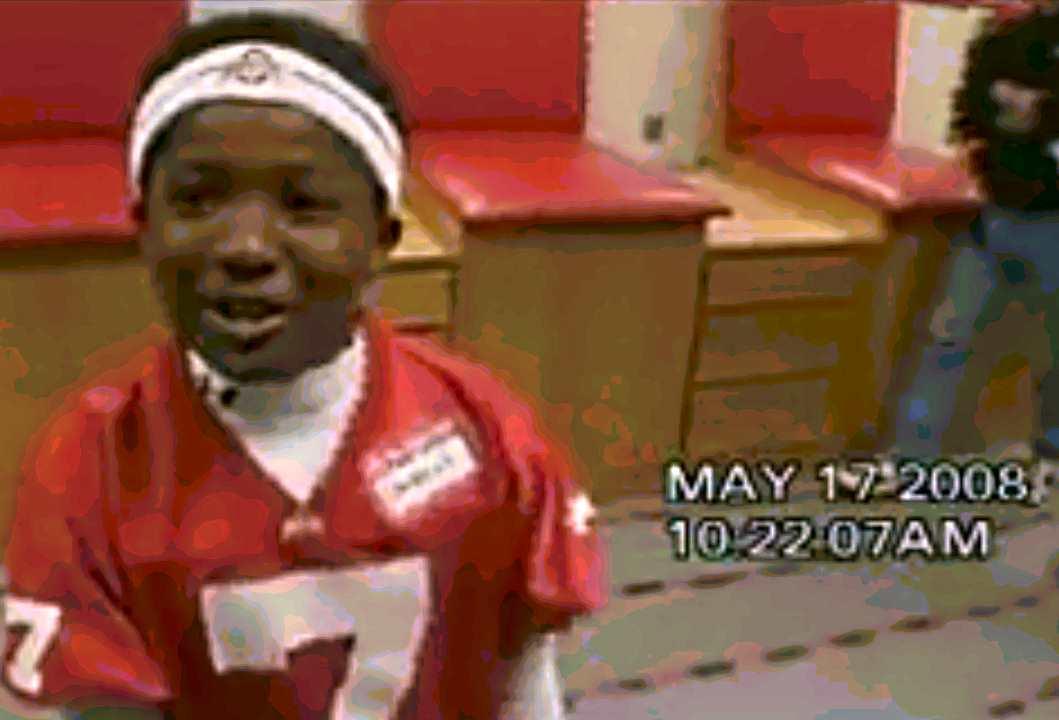 Dwayne Haskins Ohio State Football Buckeyes 2008