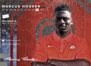 Marcus Hooker Ohio State Football Buckeyes