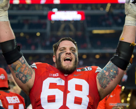 Taylor Decker Ohio State football 2014 national Champions