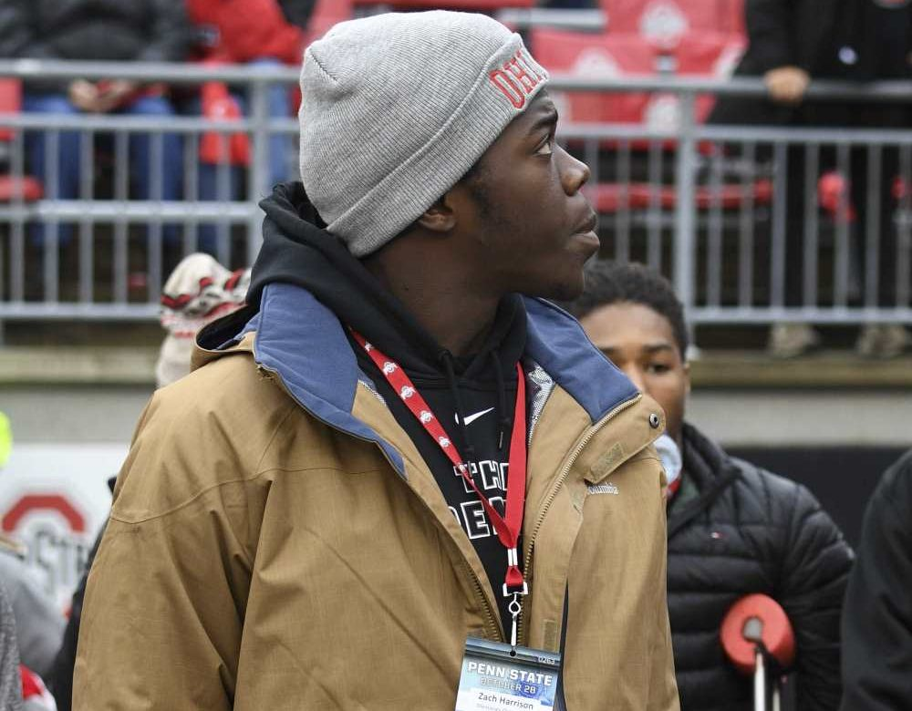 Zach Harrison Ohio State Football Recruiting Buckeyes