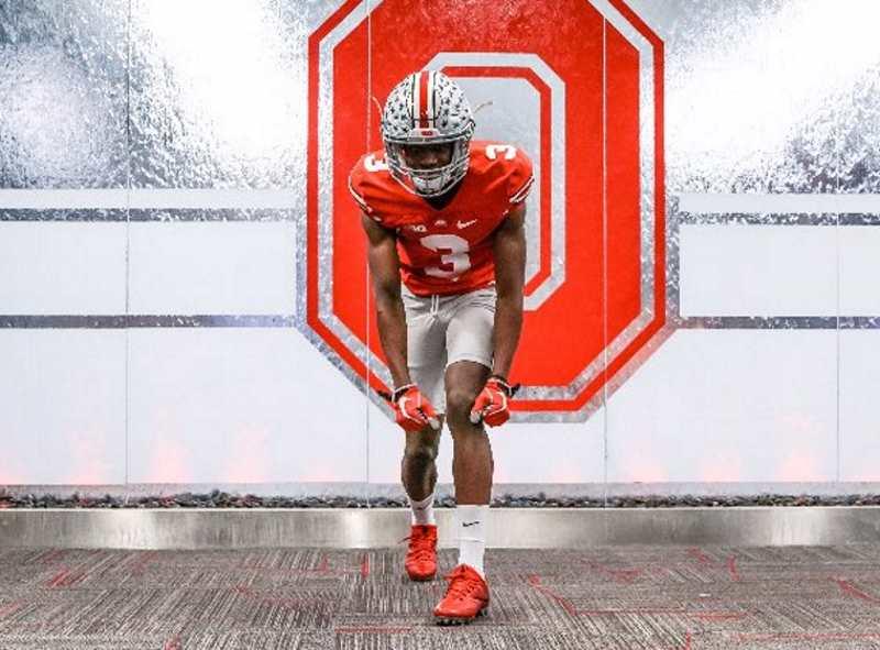 Jameson Williams Ohio State Recruiting Buckeyes