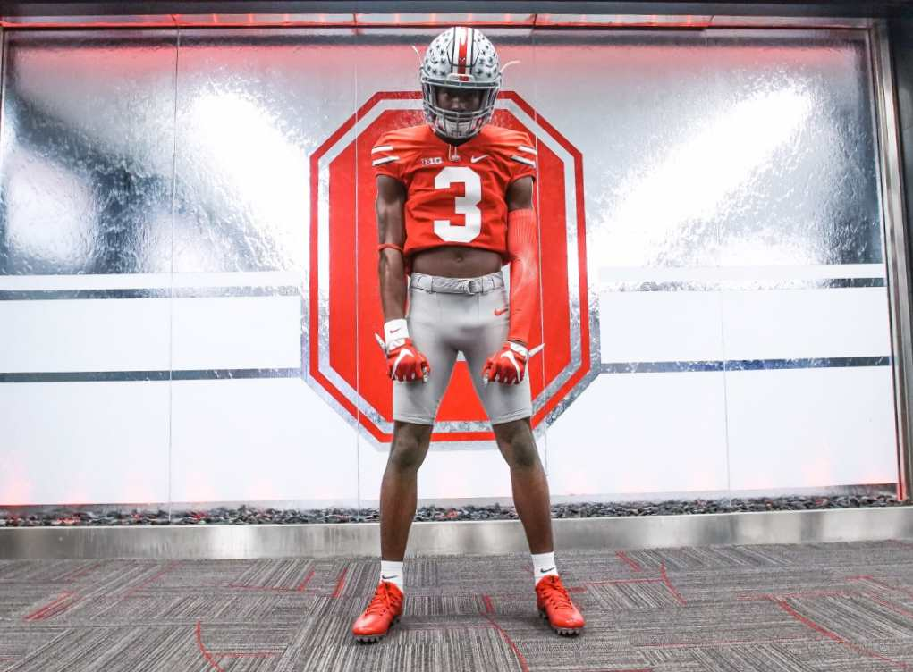 Buckeyes In Top Group For 4-Star Florida Receiver John Dunmore