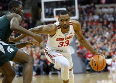 Keita Bates-Diop Ohio State Basketball Buckeyes NBA Draft