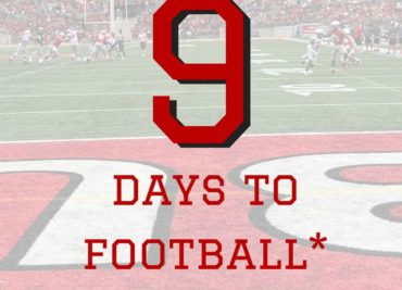 9 Days to Ohio State Football Buckeyes