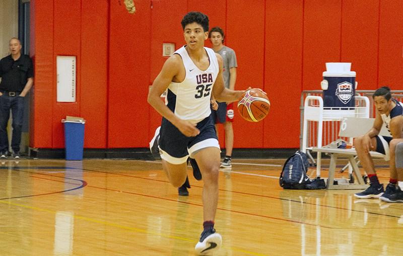 D.J. Carton Ohio State Basketball