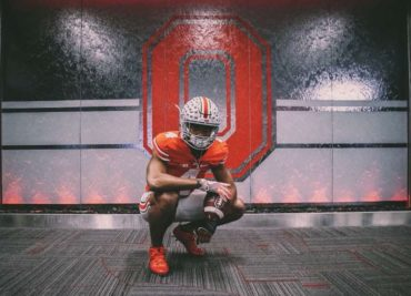 Elijah Higgins Ohio State Recruiting Buckeyes