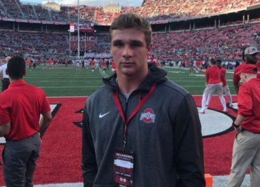 Kane Patterson Ohio State Recruiting Buckeyes