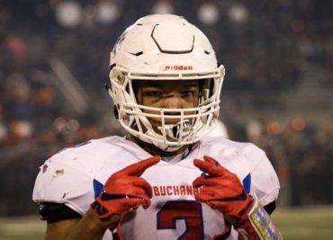 Kendall Milton Ohio State Recruiting Buckeyes