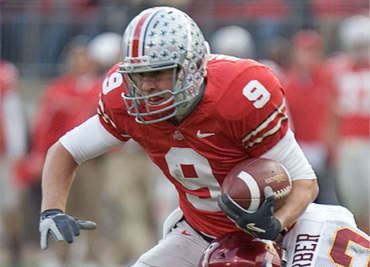 Brian Hartline Ohio State football wide receivers coach