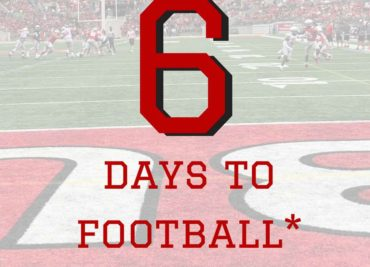 Six Days to Ohio State Football Buckeyes