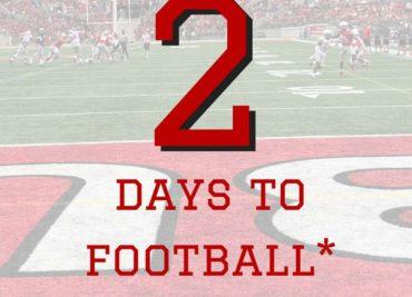 Two Days to Ohio State Football Buckeyes