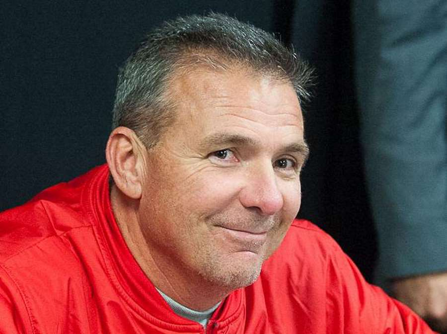 Urban Meyer Ohio State Football Buckeyes