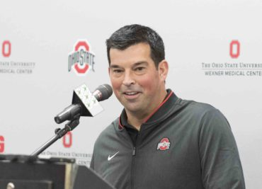 Ryan Day Ohio State Football Buckeyes