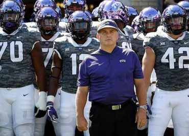 Gary Patterson TCU Football