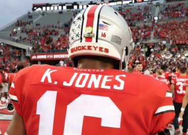 Keandre Jones Ohio State Football Buckeyes