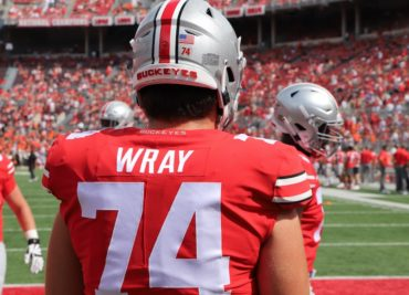 Max Wray Ohio State Offensive Tackle Buckeyes