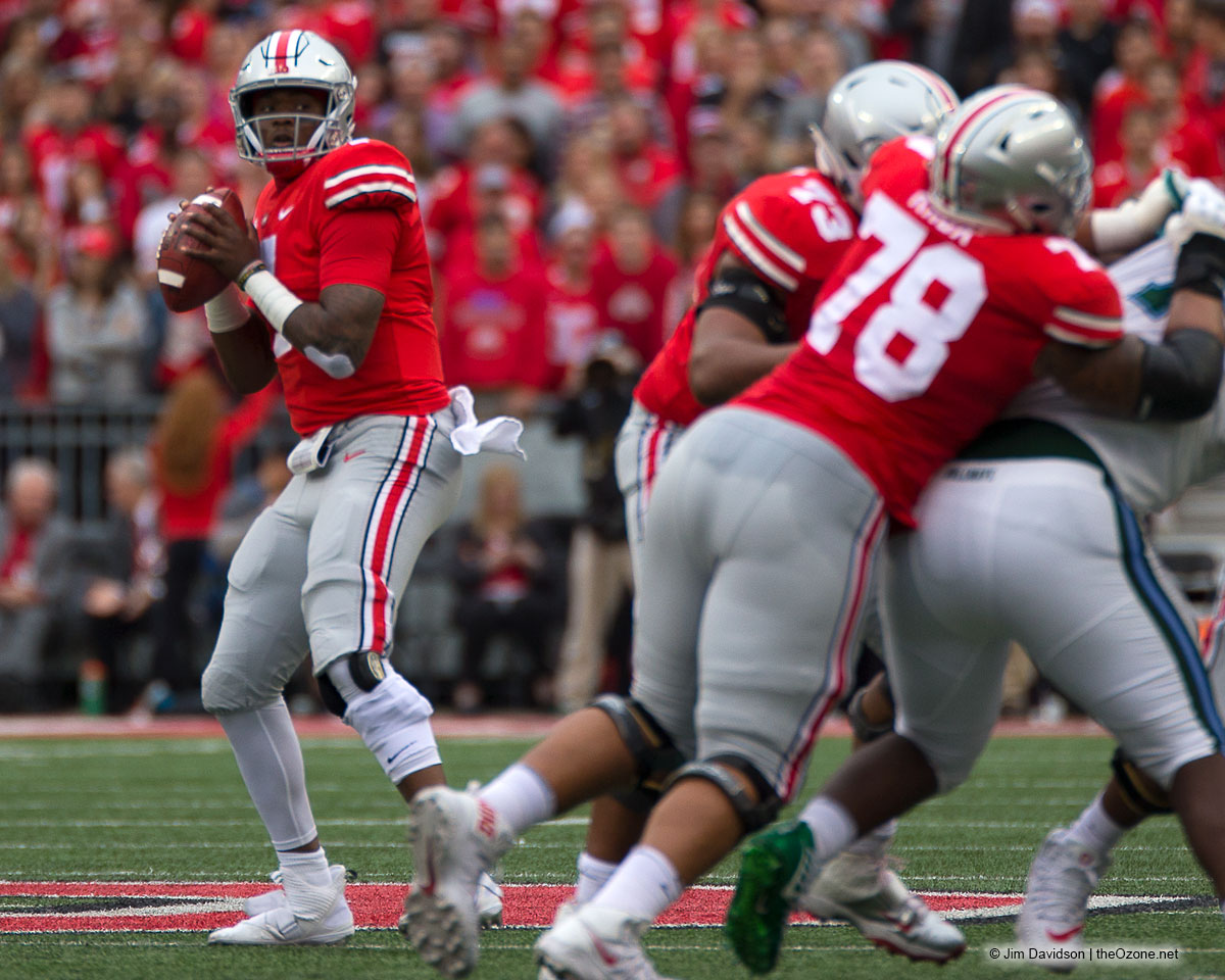 Army Football Schedule 2019 >> Dwayne Haskins Named Big Ten Co-Offensive Player Of The Week | The-Ozone