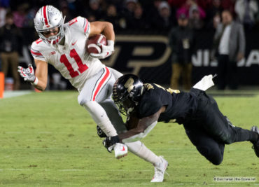 Austin Mack Ohio State Football Buckeyes