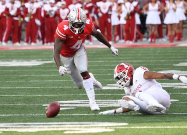 Ohio State football safety Jordan Fuller