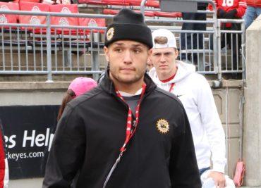 Ohio State football linebacker recruit Cade Stover