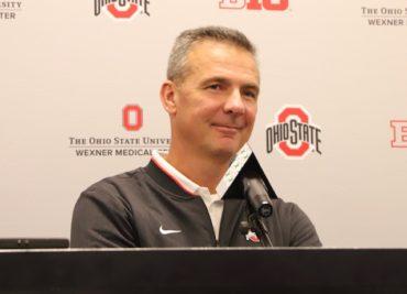 Ohio State football head coach Urban Meyer