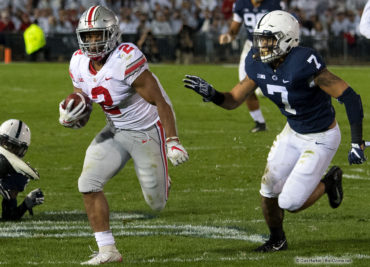 J.K. Dobbins Ohio State Football Buckeyes