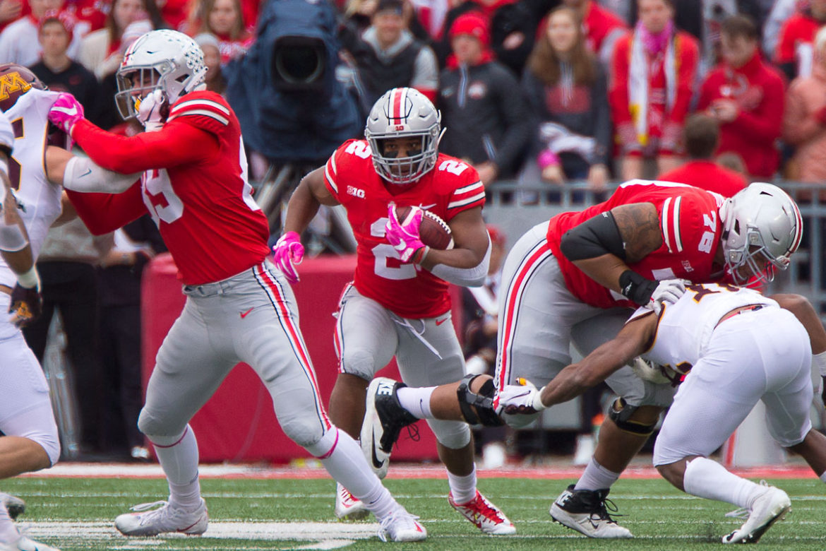 Ohio State Running Game Needs a Change in Attitude | The-Ozone