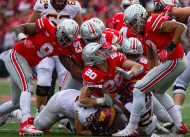Ohio State Football Buckeyes Team