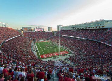 Ohio State football Ohio Stadium Horseshoe Columbus