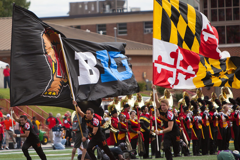 Maryland Terrapins Football