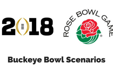 Ohio State football playoff Rose Bowl scenarios