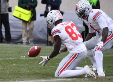 Terry McLaurin Ohio State Football Buckeyes